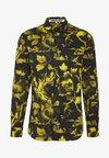 YOKE ROLLINS  - Overhemd - darkest black