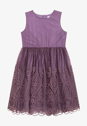 NKFSANDIE SPENCER - Vestito elegante - black plum