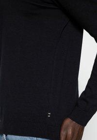 Jack & Jones - JJEBASIC  - Pullover - navy blazer - 4