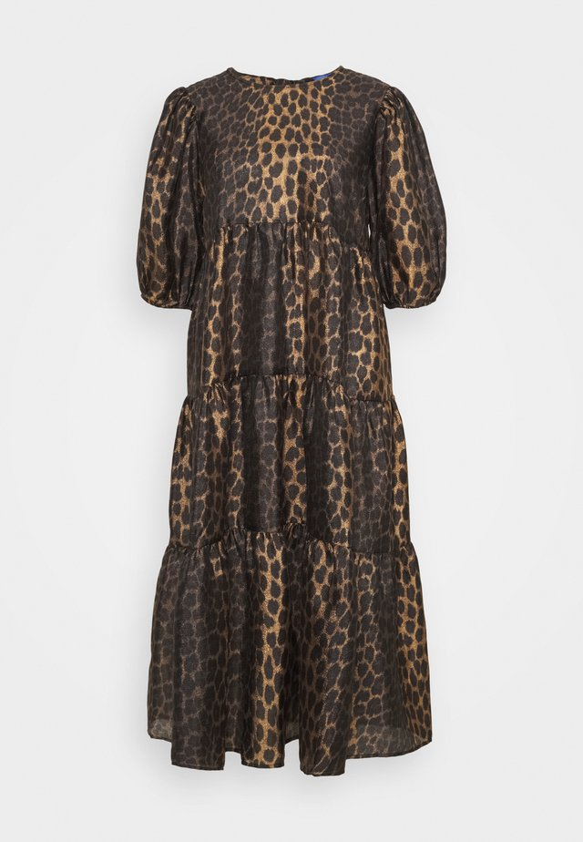 LILICRAS DRESS - Kjole - wild leo