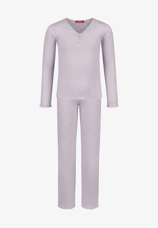 SET - Pyjama set - beige