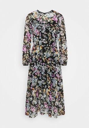 RISHIKA - Denní šaty - black