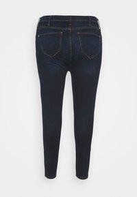 River Island Plus - Jeans Skinny Fit - dark auth - 6