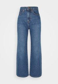 ONLHOPE LIFE - Straight leg jeans - medium blue denim