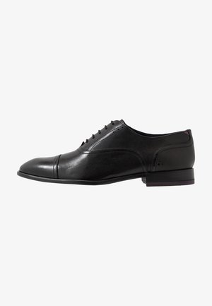 CIRCASS - Smart lace-ups - black