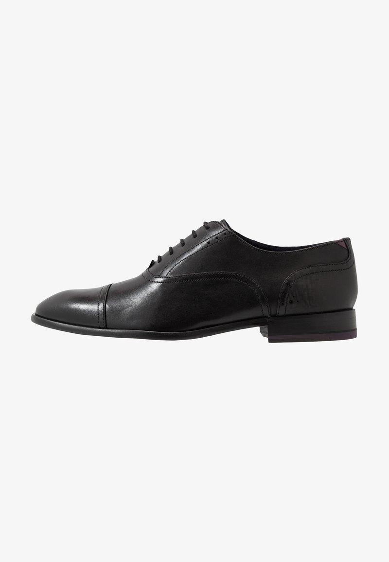 Ted Baker - CIRCASS - Elegantní šněrovací boty - black