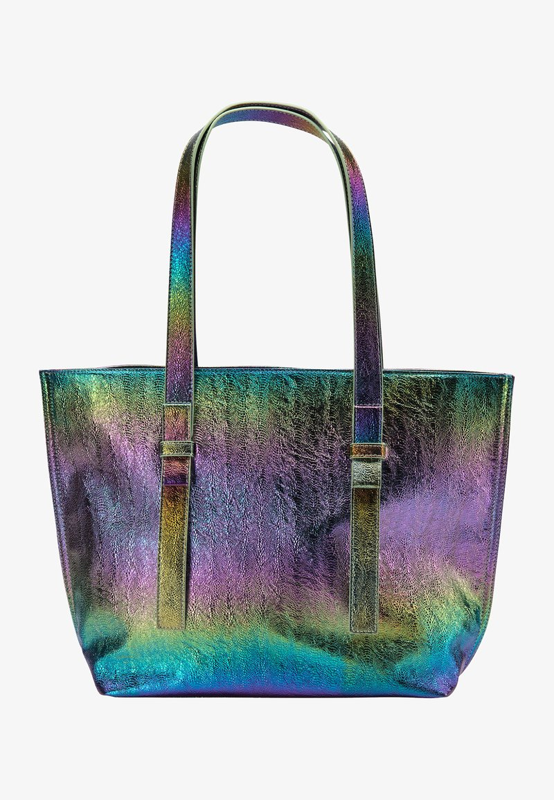 myMo at night - Tote bag - multicolor
