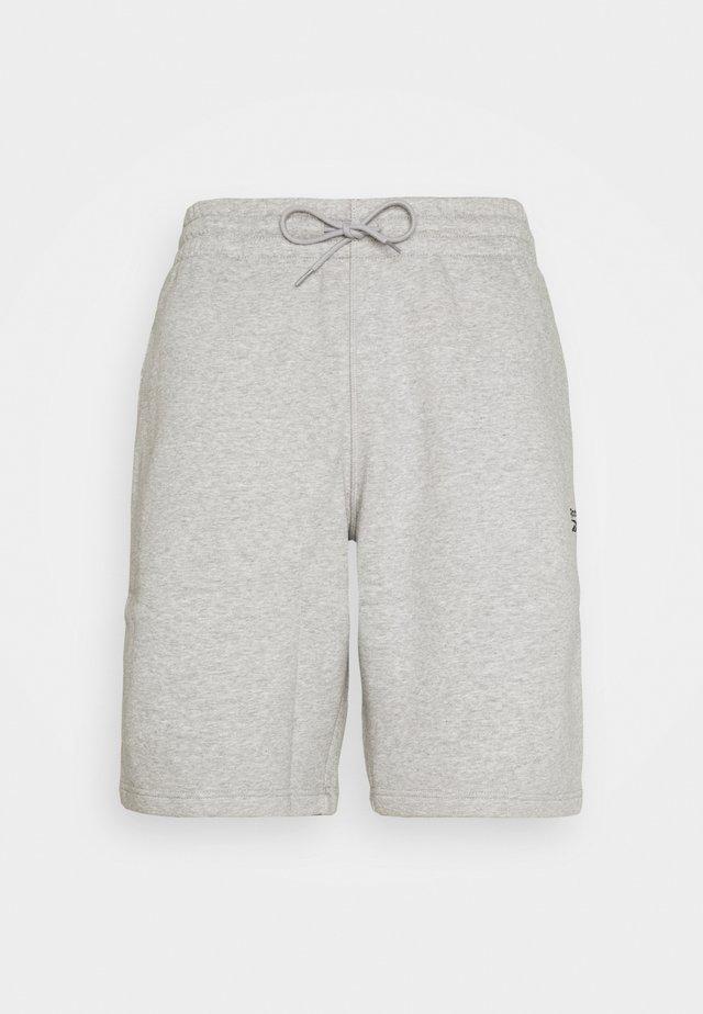 SHORT - Korte sportsbukser - medium grey heather