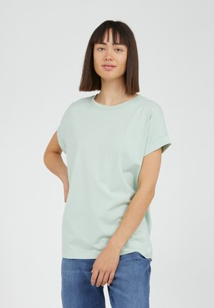 IDAA  - Basic T-shirt - matcha latte