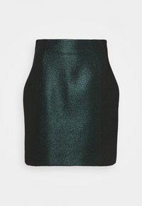 NAF NAF - LOVI - Mini skirt - deep forest - 0
