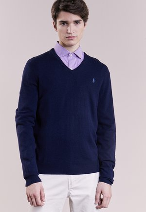 LORYELLE - Pullover - hunter navy