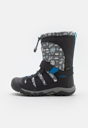 WINTERPORT NEO WP UNISEX - Winter boots - steel grey/brilliant blue
