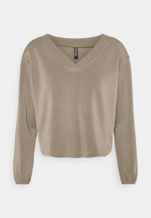 PCLISE LOUNGE - Long sleeved top - cinder