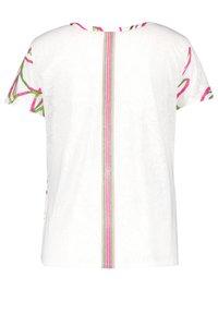 Gerry Weber - 1/2 ARM - Print T-shirt - weiß azalea palm druck - 4