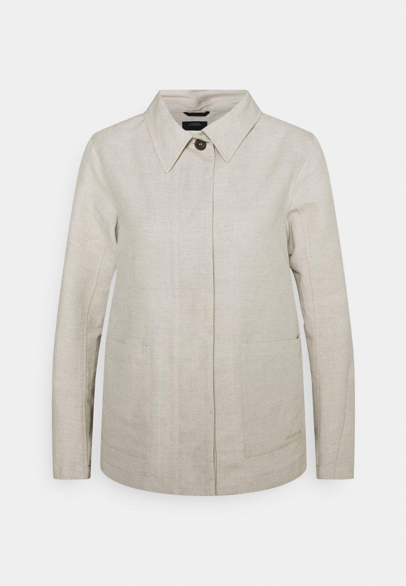 Didriksons - BLENDA  - Summer jacket - off white