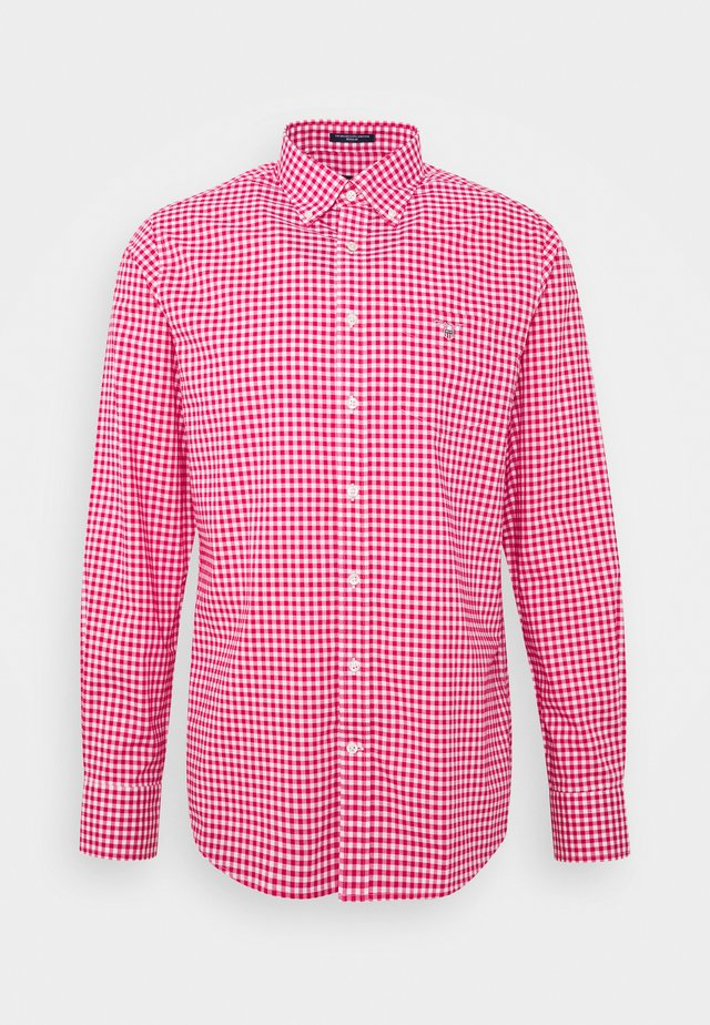 THE BROADCLOTH GINGHAM - Camisa - love potion