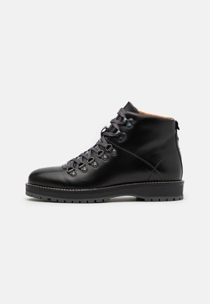 LAWRENCE - Lace-up ankle boots - black