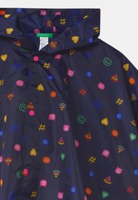Benetton - UNISEX - Veste imperméable - dark blue - 2