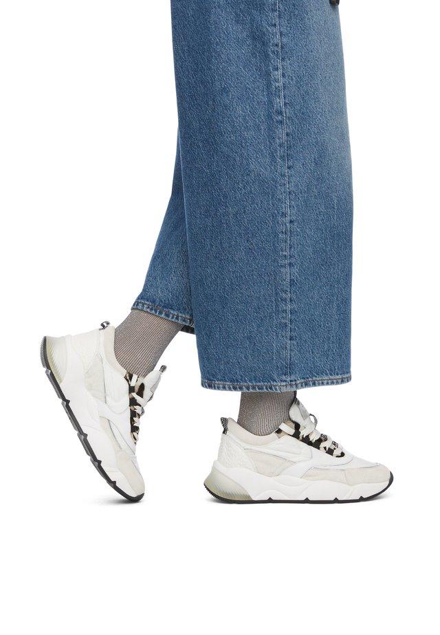 ALEXAS - Sneakers basse - weiß
