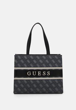 MONIQUE TOTE - Shopping bag - coal
