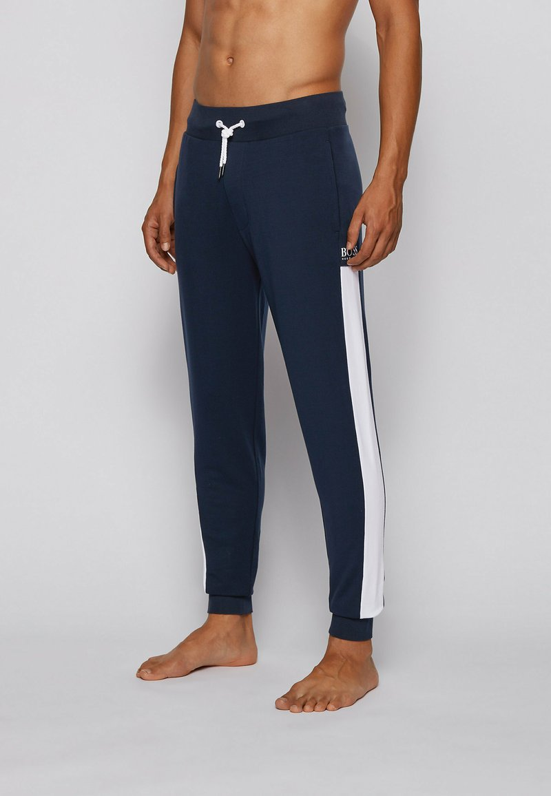 BOSS - Pantalon de survêtement - dark blue