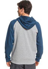 Quiksilver - EVERYDAY - Zip-up hoodie - light grey heather - 2