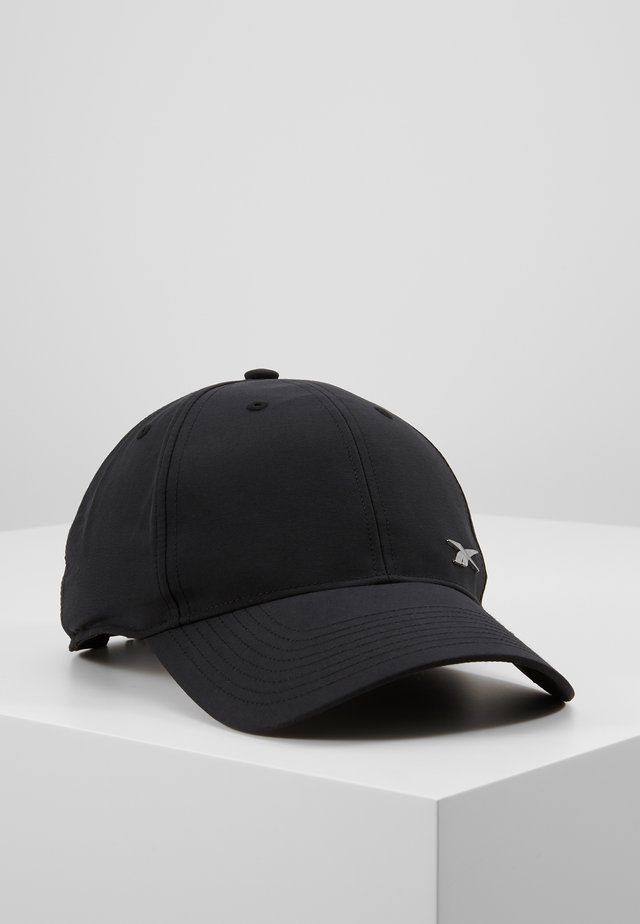 BADGE - Casquette - black