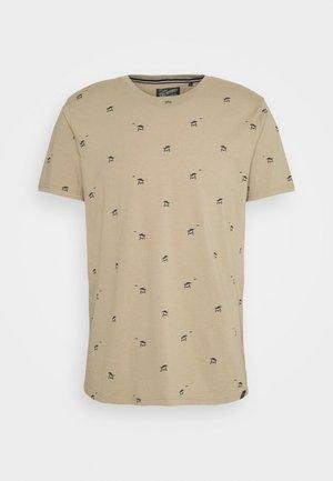 T-shirt print - wild desert