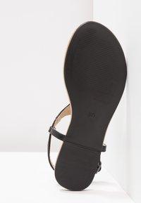 Anna Field - Flip Flops - black - 6