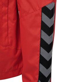 Hummel - HMLAUTHENTIC  - Training jacket - true red - 3