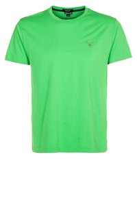 GANT - THE ORIGINAL - T-shirts basic - grün - 0