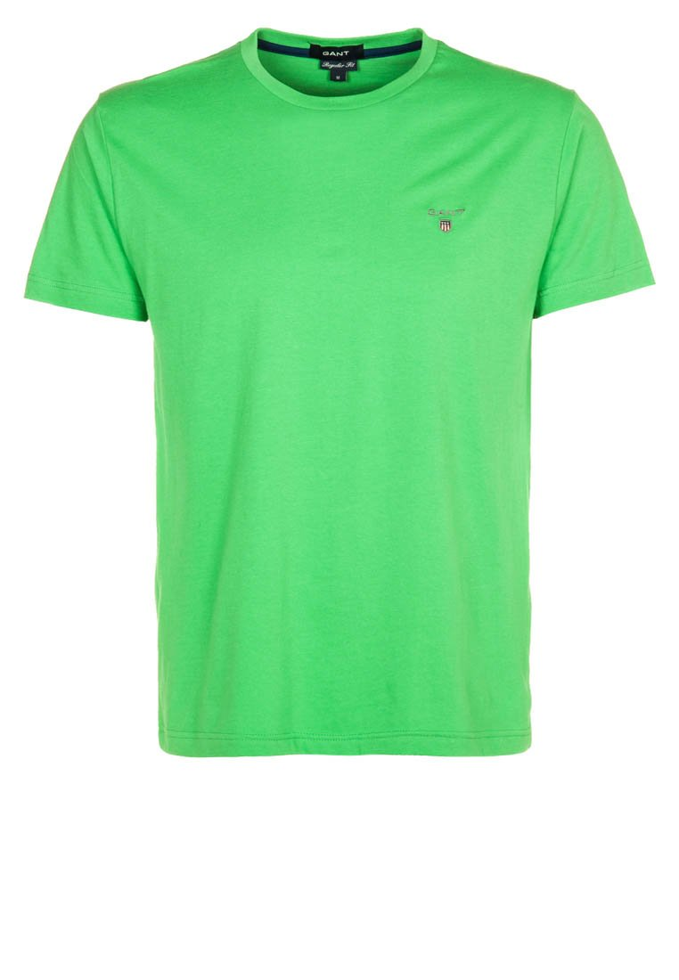 GANT - THE ORIGINAL - T-shirts basic - grün