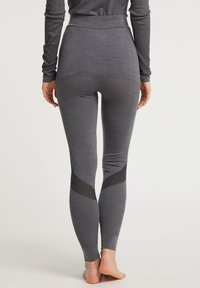 PYUA - Leggings - grey melange - 2