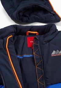 s.Oliver - Winter jacket - dark blue - 2