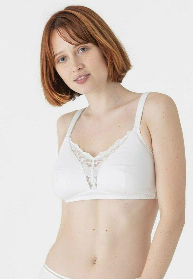 Underwired bra - blanc