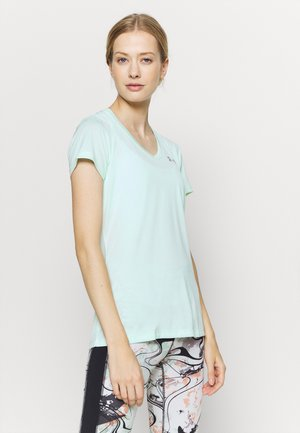 TECH TWIST - Basic T-shirt - seaglass blue