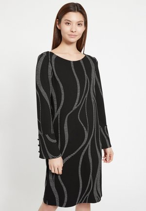 BEOLA - Etui-jurk - schwarz-weiß