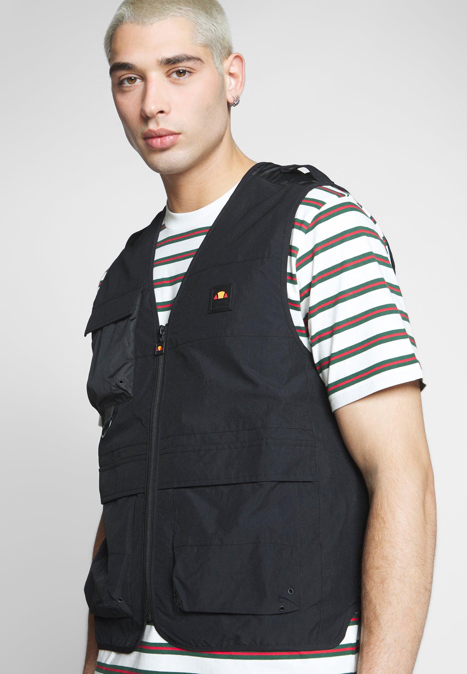 Ellesse TORMINE - Vest - black