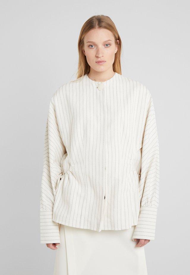 MILTON - Blazer - soft white