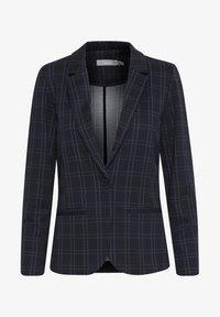 Fransa - FRMECHECK - Blazer - navy blazer mix - 5