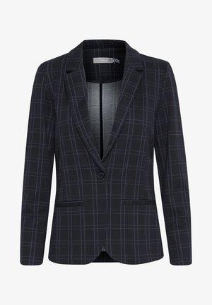 FRMECHECK - Blazer - navy blazer mix