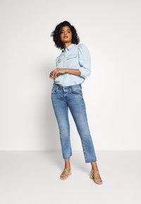 Diesel - D-EBBEY-K - Jeans Skinny Fit - blue denim - 1