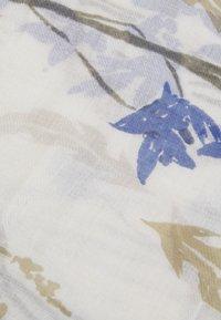 PARFOIS - PRINTED SCARF PANEL - Halsduk - light blue - 2