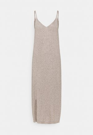 Jumper dress - light brown