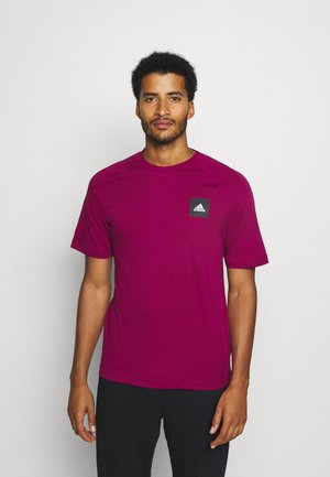 TEE - T-shirt imprimé - powber