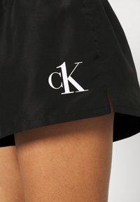 Calvin Klein Swimwear - CK ONE - Shorts da mare - black - 3