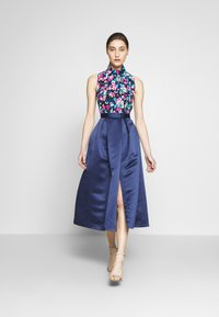 Closet - DRESS - Vestido de cóctel - navy - 1