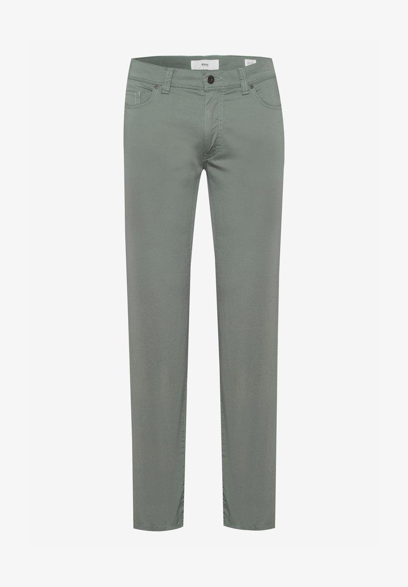 BRAX - Trousers - green