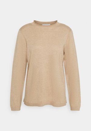 TURTLENECK  - Jumper - safari melange