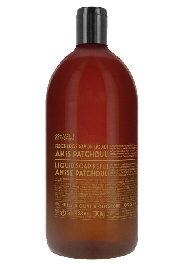 LIQUID MARSEILLE SOAP REFILL - Sapone liquido - anise patchouli